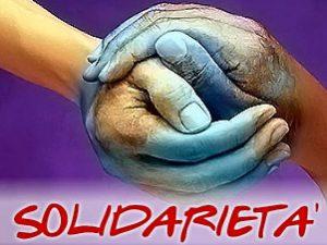 Rete di solidarietà - spesa sospesa