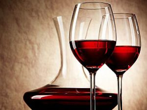 Il vino tenuta bossi sui treni per l'expo