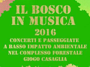 Il bosco in musica