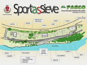 Un parco per lo sport - sportassieve