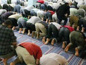Io dono con la comunità islamica