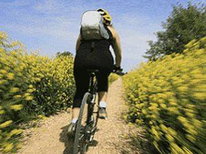 Inaugurazione bike-park monteloro