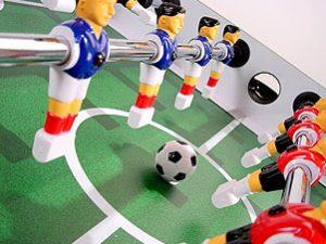 I° trofeo calcio balilla a squadre