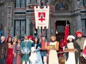 Calendario corteo storico pontassieve