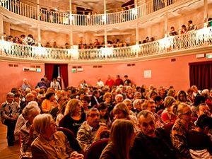 Natale ed eventi al teatro giotto di vicchio