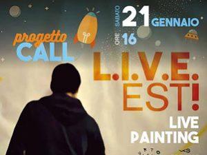 Progetto call - arte a 360°