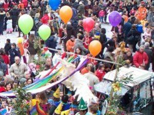Festa in mugello - ecco il carnevale!!!