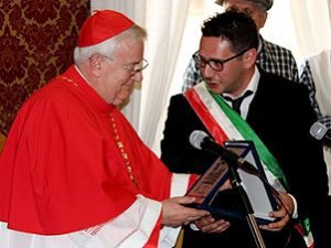 Cardinal gualtiero bassetti presidente cei