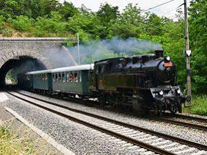 In mugello la befana arriva in treno!