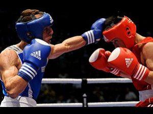 Combatti sul ring la violenza