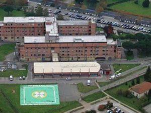 Riqualificazione ospedale di borgo s.l.