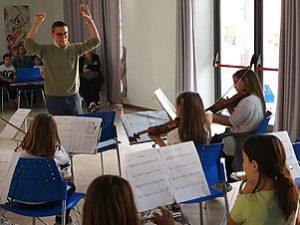 Concerti della scuola comunale di musica