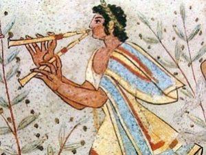 La musica perduta degli etruschi