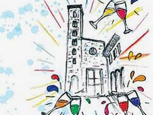 Arte sotto il campanile a sieci