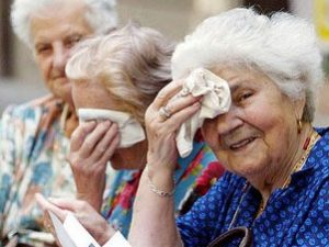 Estate sicura anziani - il decalogo
