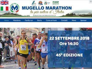 Maratona del mugello 45^ edizione