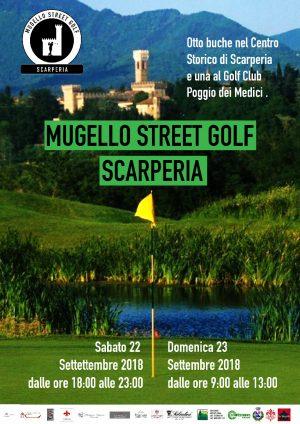 Mugello street golf