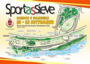 3° edizione di sportassieve al parco fluviale