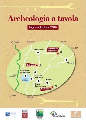 Archeologia a tavola - conclusione