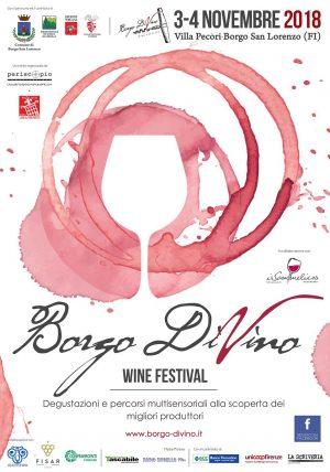 """""""Borgo divino"""" - wine festival a borgo"""