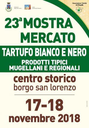 23° mostra mercato del tartufo