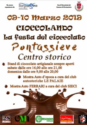 Cioccolato a volontá a pontassieve!