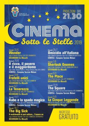 Cinema sotto le stelle a dicomano