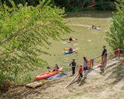 Parco Fluviale: una palestra all'aperto