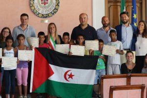 Popolo Saharawi: cittadinanza simbolica ai Piccoli Ambasciatori di Pace