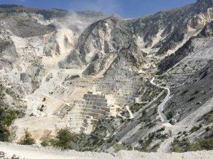 Alpi Apuane tra i più grandi disastri al mondo