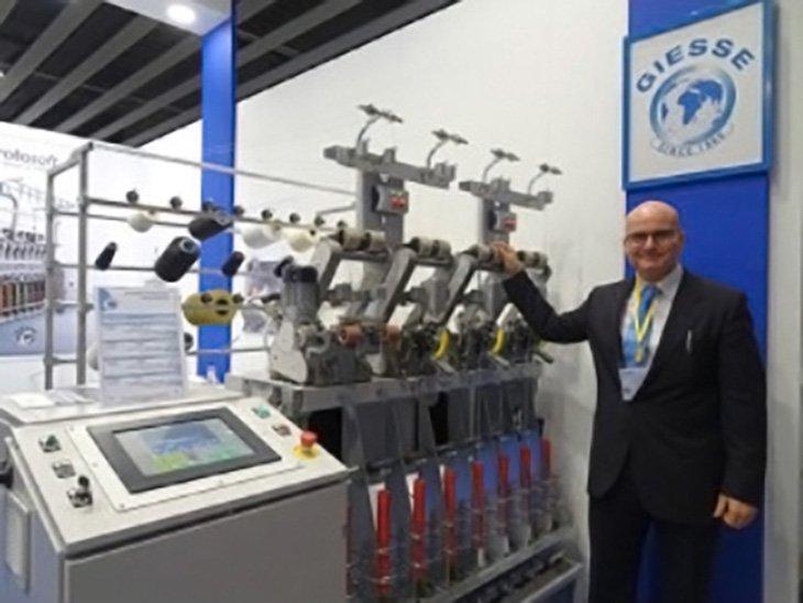 Presentate a ITMA 2019 le macchine a risparmio energetico OPTIMA eco Plus e ROTOsoft