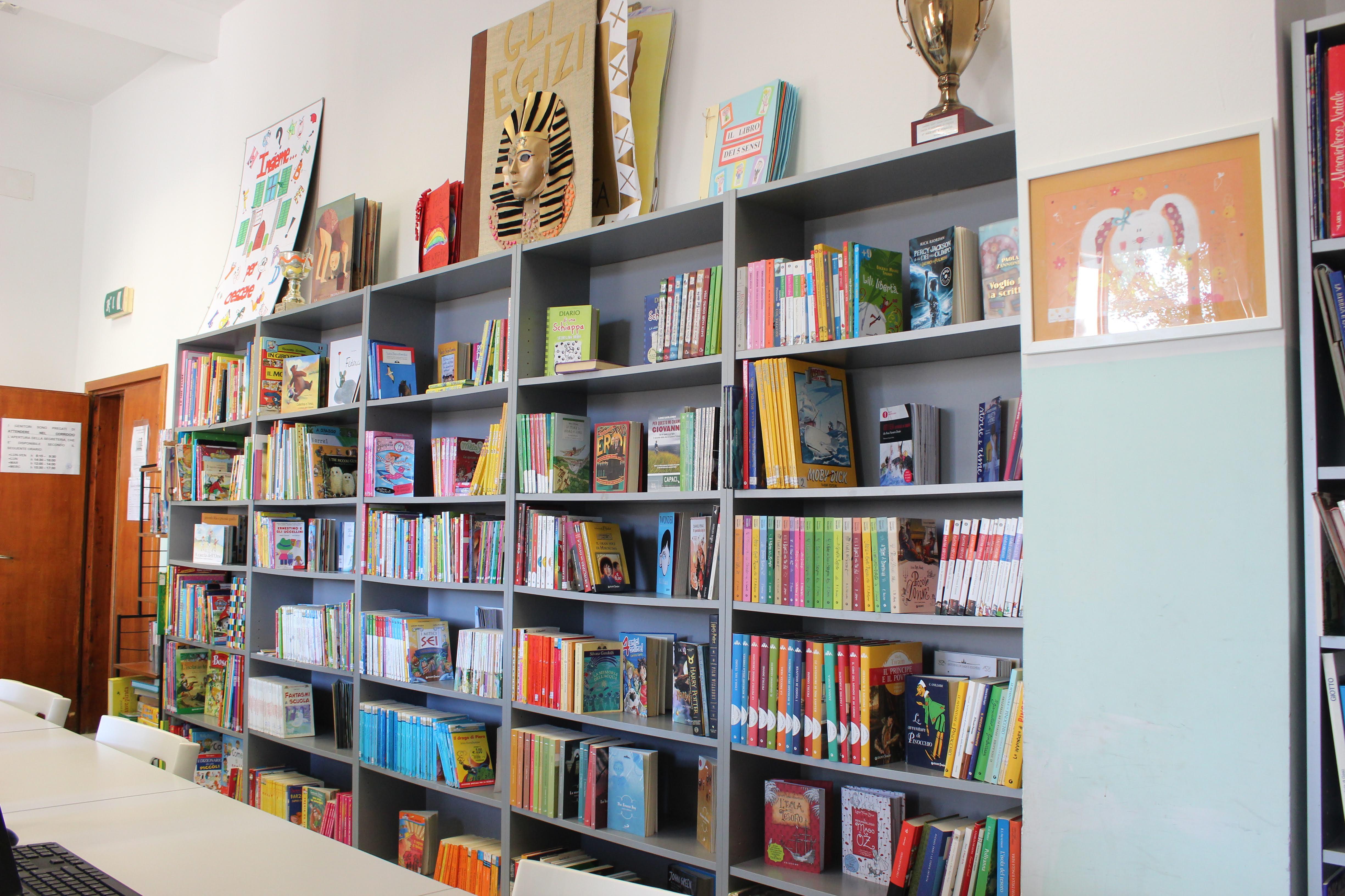 Foto_biblioteca_Scolastica_Giuntini