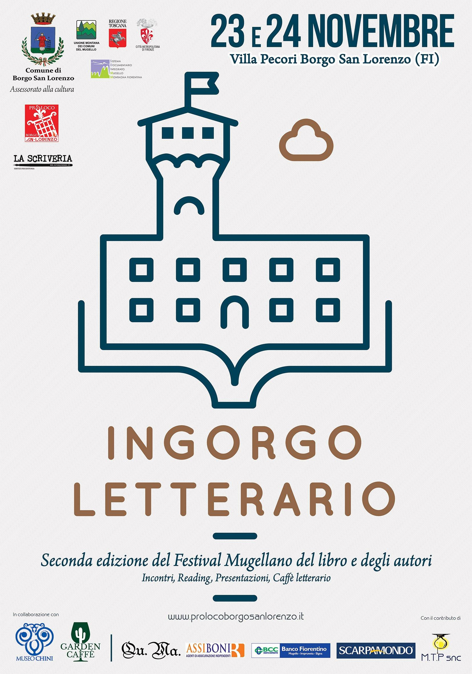 Ingorgo Letterario 2019 VP