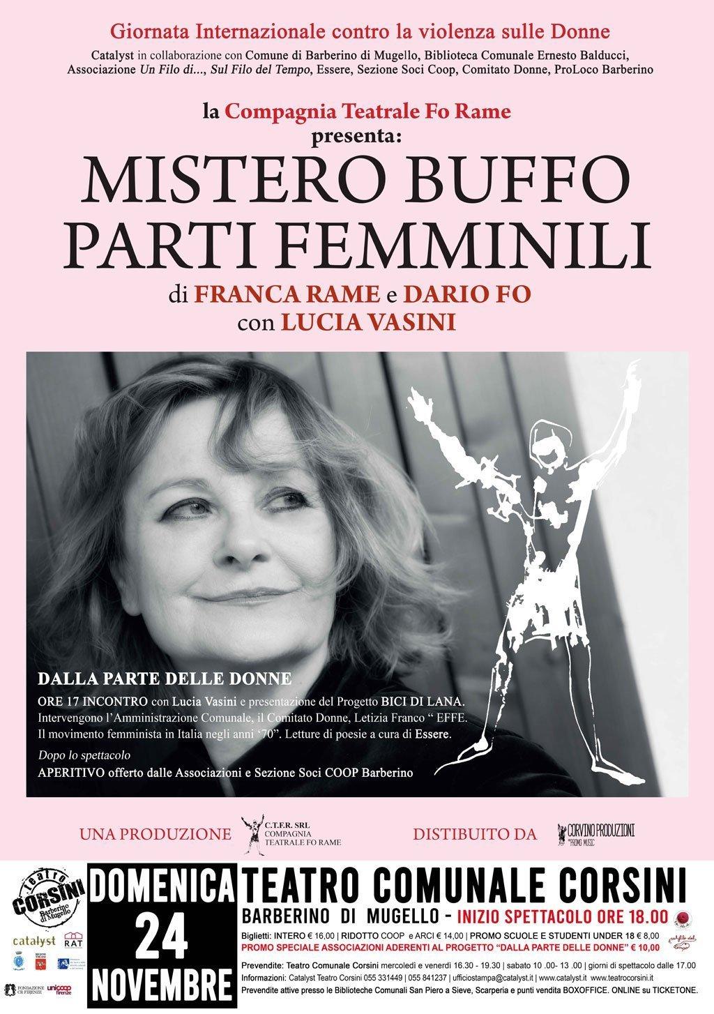 MISTERO-BUFFO