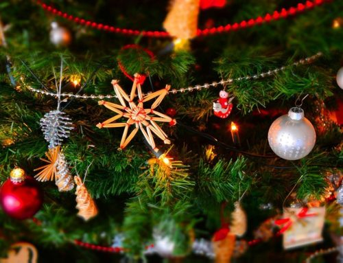 Accensione albero P.za del Poggio a Borgo San Lorenzo