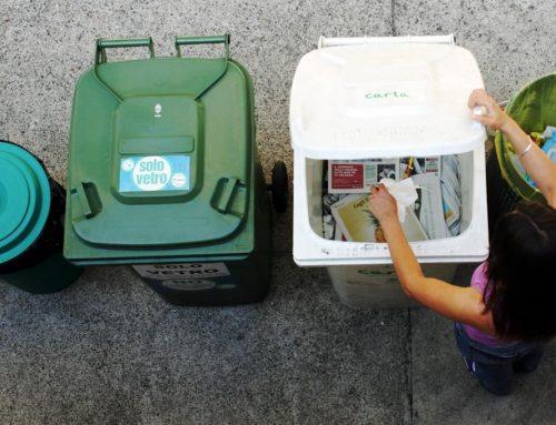 Multe e Controlli per chi non differenzia i rifiuti correttamente