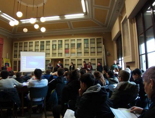 Borgo San Lorenzo: studenti in occasione della Giornata della Memoria