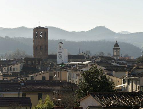 Borgo San Lorenzo: nuovi marciapiedi in Via Giotto