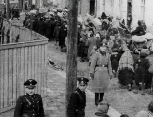 Da Dicomano visita al museo della deportazione di Prato