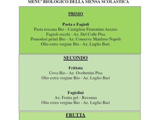 "Borgo San Lorenzo. Mensa scolastica: ""Noi mangiamo Bio"""