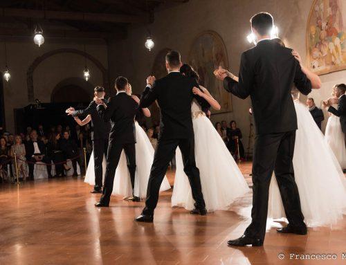 La Certosa di Firenze ospita il ballo delle debuttanti di ANT