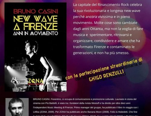 New Wave a Firenze: Anni in movimento di Bruno Casini