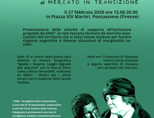 Pontassieve: Mercato in transizione e Giornata dell'accoglienza
