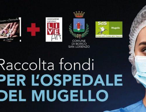 Borgo San Lorenzo: raccolta fondi acquisto barella biocontenimento