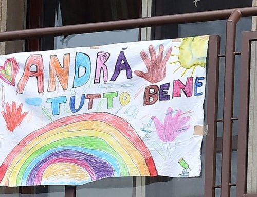 Borgo San Lorenzo, la creatività in tempo di quarantena