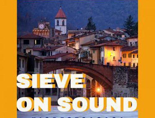 Da oggi su Spotify ascolta la playlist SieveOnSound #IoRestoaCasa
