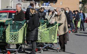 supermercati affollamenti