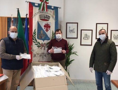 Ancora mascherine in dono al comune di Scarperia e San Piero