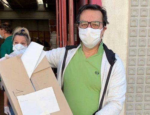 Mugello al lavoro per far partire consegna mascherine ai cittadini