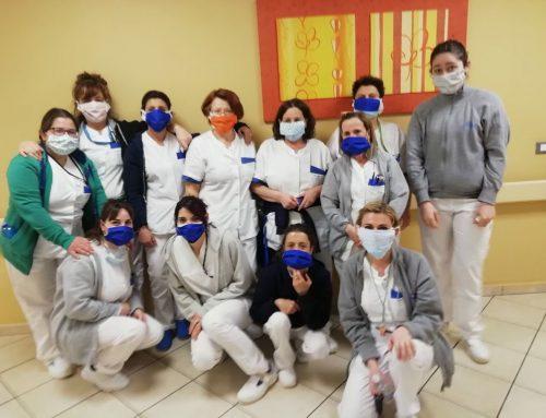 Coronavirus: le mascherine in regalo e le storie di solidarietà